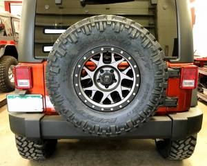 "2014 JKUR LCOG AEV 2.5 35"" Nitto Trail Grapplers - Image 4"