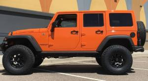 "2013 JKUR Moab Edition AEV 4.5 37"" BF Goodrich AT KO2 Tires - Image 3"