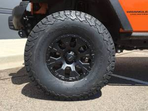 "2013 JKUR Moab Edition AEV 4.5 37"" BF Goodrich AT KO2 Tires - Image 10"