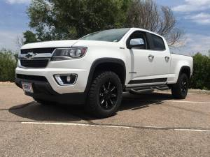 2016 Chevy Colorado Duramax with Icon Stage 2 Suspension - Image 3