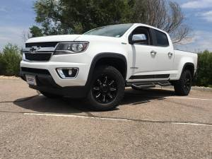 2016 Chevy Colorado Duramax with Icon Stage 2 Suspension - Image 2