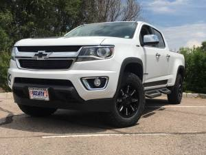 HCP4X4 Featured Builds  - 2016 Chevy Colorado Duramax with Icon Stage 2 Suspension
