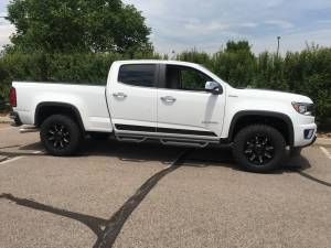 2016 Chevy Colorado Duramax with Icon Stage 2 Suspension - Image 13