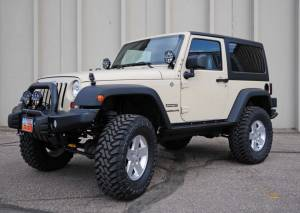 "HCP 4x4 Vehicles - 2012 JEEP JK AEV 3.5"" DUAL SPORT SUSPENSION ON 35"" TOYO M/T TIRES WITH AEV BUMPERS AND TERAFLEX ROCK SLIDERS (BUILD#45645) - Image 2"
