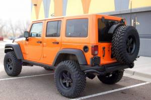 AEV Rear Bumper wth Tire Carrier