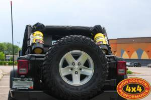 "2008 AEV 3 1/2"" Suspension with ARB Bull Bar"