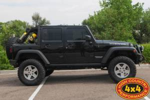 "HCP 4x4 Vehicles - 2008 JEEP JKU RUBICON AEV 3.5"" DUAL SPORT SUSPENSION ARB BULL BAR (BUILD#34358)"