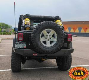 "HCP 4x4 Vehicles - 2008 JEEP JKU RUBICON AEV 3.5"" DUAL SPORT SUSPENSION ARB BULL BAR (BUILD#34358) - Image 4"