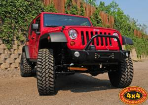 "HCP 4x4 Vehicles - 2012 JEEP JKUR AEV 3.5"" DUAL SPORT SUSPENSION ON 37"" NITTO TRAIL GRAPPLER TIRES AND MOTO METAL WHEELS WITH EXPEDITION ONE BUMPERS (BUILD#45744) - Image 2"