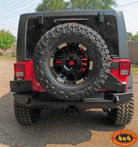 "2012 AEV 3.5"" SUSPENSION & EXPEDITION ONE BUMPERS"