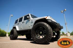 "JEEP - JEEP WRANGLER JK (2007-2018) - HCP 4x4 Vehicles - 2012 JEEP JKU CALL OF DUTY *MW3 EDITION* TERAFLEX 6"" LONG ARM SUSPENSION ON 40"" TOYO M/T TIRES AND RMP STRIKER WHEELS (BUILD#42559)"