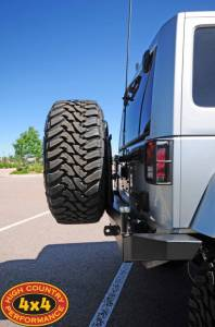 "HCP 4x4 Vehicles - 2012 JEEP JKU CALL OF DUTY *MW3 EDITION* TERAFLEX 6"" LONG ARM SUSPENSION ON 40"" TOYO M/T TIRES AND RMP STRIKER WHEELS (BUILD#42559) - Image 3"