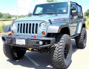 "JEEP - JEEP WRANGLER JK (2007-2018) - HCP 4x4 Vehicles - 2013 JEEP JKUR 10TH ANNIVERSARY EDITION AEV 3.5"" DUAL SPORT SUSPENSION ON 37"" TOYO M/T TIRES AND HUTCHINSON BEADLOCKS"