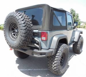 "2013 JEEP JKUR 10TH ANNIVERSARY EDITION AEV 3.5"" DUAL SPORT SUSPENSION ON 37"" TOYO M/T TIRES AND HUTCHINSON BEADLOCKS"