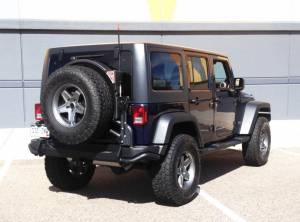 "HCP 4x4 Vehicles - 2013 JKUR AEV 2.5"" DUAL SPORT SUSPENSION ON 34"" TOYO A/TII TIRES WITH AEV BUMPERS - Image 4"