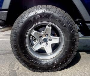 "HCP 4x4 Vehicles - 2013 JKUR AEV 2.5"" DUAL SPORT SUSPENSION ON 34"" TOYO A/TII TIRES WITH AEV BUMPERS - Image 5"