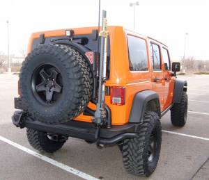 "HCP 4x4 Vehicles - 2013 JEEP JKUR AEV 3.5"" DUAL SPORT SUSPENSION ON 35"" TOYO M/T TIRES AND AEV PINTLER WHEELS WITH AEV BUMPERS - Image 5"