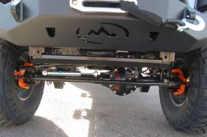 """HCP 4x4 Vehicles - 2013 JEEP JKUR AEV 4.5"""" DUAL SPORT SUSPENSION ON 37"""" TOYO M/T TIRES AND HUTCHINSON BEADLOCKS WITH EXPEDITION ONE BUMPERS (BUILD#48326) - Image 3"""