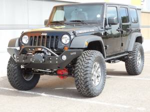 "HCP 4x4 Vehicles - 2013 JEEP JKUR AEV 4.5"" DUAL SPORT SUSPENSION W/ TERAFLEX LONG ARM UPGRADE ON 37"" TOYO M/T TIRES - Image 2"
