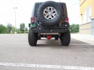 "HCP 4x4 Vehicles - 2013 JEEP JKUR AEV 4.5"" DUAL SPORT SUSPENSION W/ TERAFLEX LONG ARM UPGRADE ON 37"" TOYO M/T TIRES - Image 5"