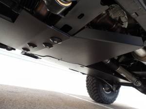 "HCP 4x4 Vehicles - 2013 JEEP JKUR AEV 4.5"" DUAL SPORT SUSPENSION W/ TERAFLEX LONG ARM UPGRADE ON 37"" TOYO M/T TIRES - Image 8"