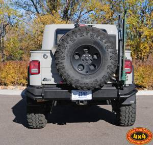 "HCP 4x4 Vehicles - 2013 JEEP JK AEV BRUTE DOUBLE CAB AEV 4.5"" DUAL SPORT RS SUSPENSION ON 37"" IROK TIRES AND AEV SAVAGRE WHEELS - Image 7"