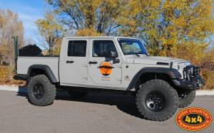 "2013 AEV BRUTE DOUBLE CAB AEV 4.5"" RS SUSPENSION"