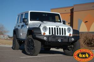 """2013 JEEP JKU MOAB EDITION AEV 2.5"""" DUAL SPORT SUSPENSION ON 32"""" GOODYEAR WRANGLERS WITH AEV BUMPERS (BUILD#48816)"""
