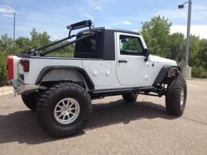 "HCP 4x4 Vehicles - 2014 JEEP JKUR HCP4X4 ""ACTION"" CUSTOM TRUCK BUILD - Image 5"