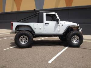2014 JKUR HCP Action Truck Build