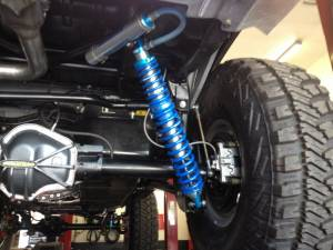 "HCP 4x4 Vehicles - 2014 JEEP JKUR HCP4X4 ""ACTION"" CUSTOM TRUCK BUILD - Image 17"