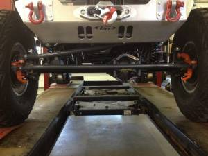 "2014 JEEP JKUR HCP4X4 ""ACTION"" CUSTOM TRUCK BUILD"