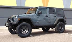 "2014 AEV 3.5"" SC SUSPENSION, FUEL OFFROAD WHEELS AEV BUMPERS"