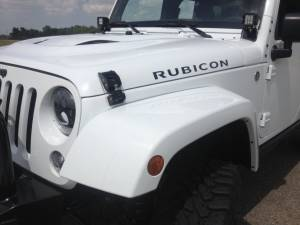 "2014 AEV 3.5"" SUSPENSION, ARB BUMPERS, TERAFLEX TIRE CARRIER"