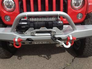 "HCP 4x4 Vehicles - 2014 JEEP JKUR AEV 4.5"" DUAL SPORT RS SUSPENSION ON 37"" BFGOODRICH A/T KO2 TIRES WITH HANSON BUMPERS - Image 4"