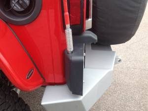 """2014 JEEP JKUR AEV 4.5"""" DUAL SPORT RS SUSPENSION ON 37"""" BFGOODRICH A/T KO2 TIRES WITH HANSON BUMPERS"""