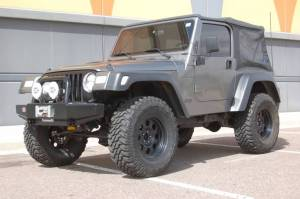 "HCP 4x4 Vehicles - 2000 JEEP WRANGLER TJ OME 2"" SUSPENSION 1"" BODY LIFT 35"" COOPER STT TIRES - Image 3"