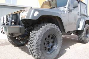 "HCP 4x4 Vehicles - 2000 JEEP WRANGLER TJ OME 2"" SUSPENSION 1"" BODY LIFT 35"" COOPER STT TIRES - Image 7"