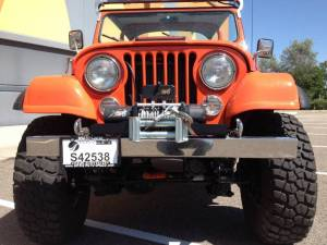 Jeep - Jeep CJ (1945-1986) - HCP 4x4 Vehicles - CJ7 Stock Mod