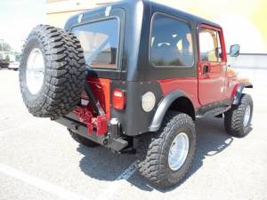 "HCP 4x4 Vehicles - CJ7 W/ 2.5"" FRAME OFF BUILD - Image 7"