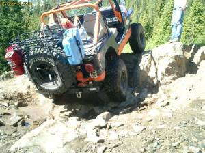 "HCP 4x4 Vehicles - CJ7 W/ BDS 4"" LIFT, MORE SHACKLE REVERSAL - Image 3"