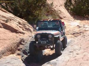 "HCP 4x4 Vehicles - CJ7 BDS 4"" Suspension - Image 2"