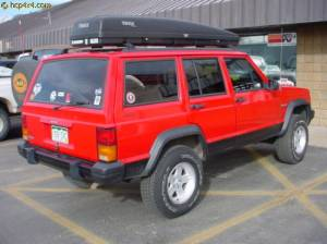 "2000 JEEP CHEROKEE XJ 3"" BDS Suspension"