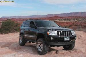 HCP 4x4 Vehicles - 2005 JEEP GRAND CHEROKEE WK - Image 2