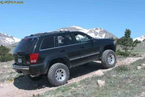 HCP 4x4 Vehicles - 2005 JEEP GRAND CHEROKEE WK - Image 3