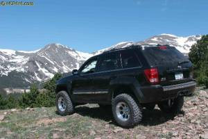 HCP 4x4 Vehicles - 2005 JEEP GRAND CHEROKEE WK - Image 4