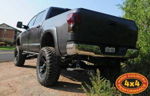 "HCP 4x4 Vehicles - 2011 TOYOTA TUNDRA WITH  7"" BDS SUSPENSION LIFT & 3"" BODY LIFT - Image 2"