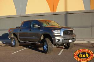 "2012 TOYOTA TUNDRA BDS 7"" SUSPENSION LIFT (BUILD#48745)"
