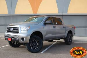 "TOYOTA - TOYOTA TUNDRA (2007-2013) - HCP 4x4 Vehicles - 2012 TOYOTA TUNDRA BDS 4.5"" SUSPENSION LIFT WITH UPGRADED FOX SHOCKS (BUILD#48793)"