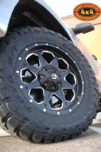 "HCP 4x4 Vehicles - 2012 TOYOTA TUNDRA BDS 4.5"" SUSPENSION LIFT WITH UPGRADED FOX SHOCKS (BUILD#48793) - Image 3"